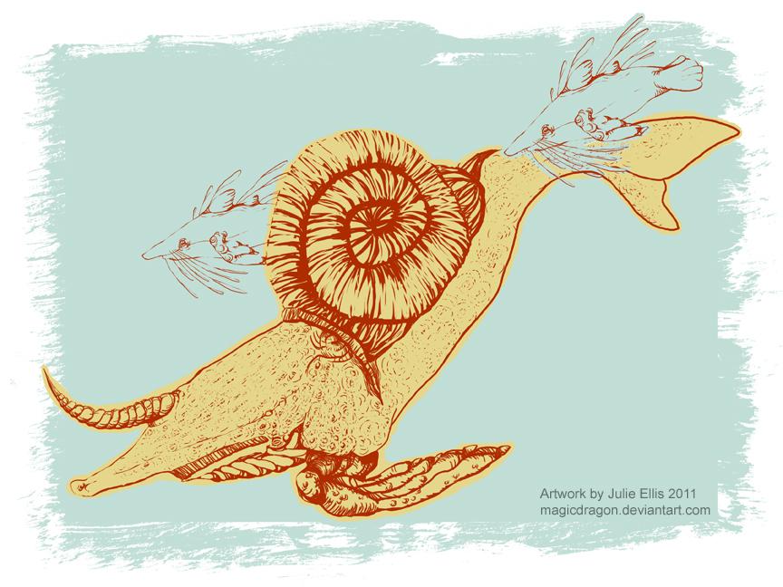 Nanara Whale by Magicdragon