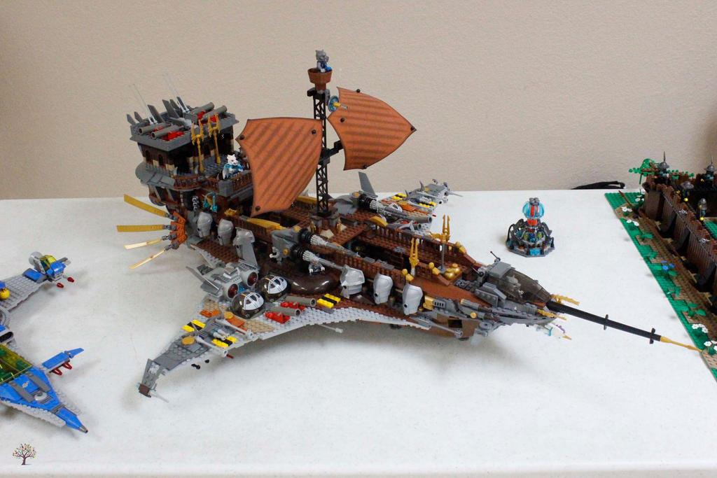 Spelljammer Space Pirate Ship By Dursagon On Deviantart