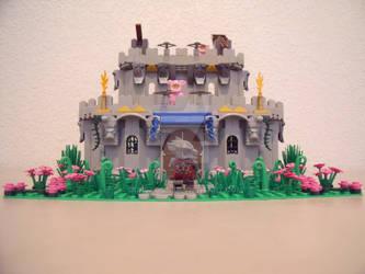 3 Little Pigs Castle