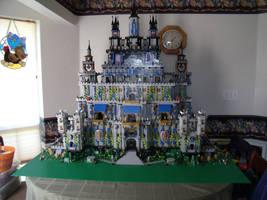 Lego Castle Version 4
