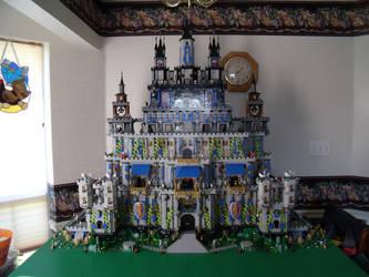 Giant Lego Castle