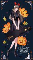 Halloween Akane