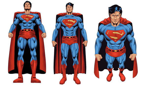 Superman Perspective Tutorial