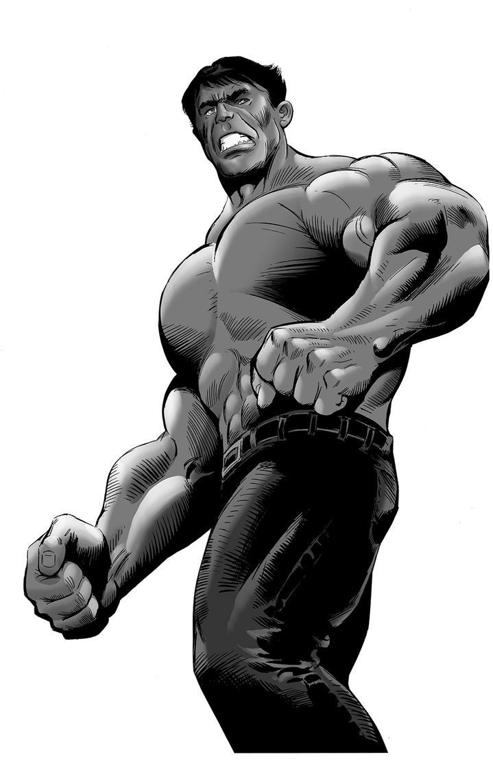 Hulk by PlanetKojo