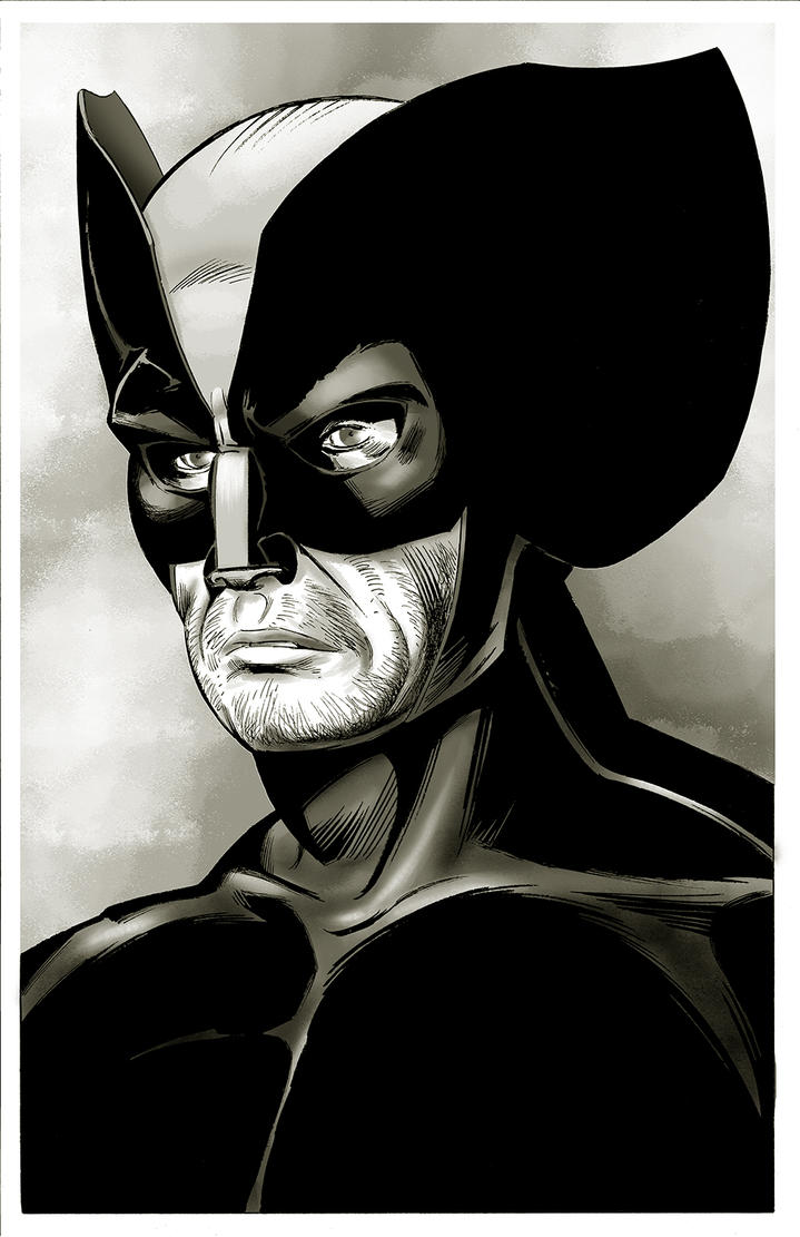 Wolverine by PlanetKojo