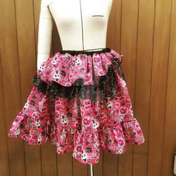 Punk Lolita Skirt