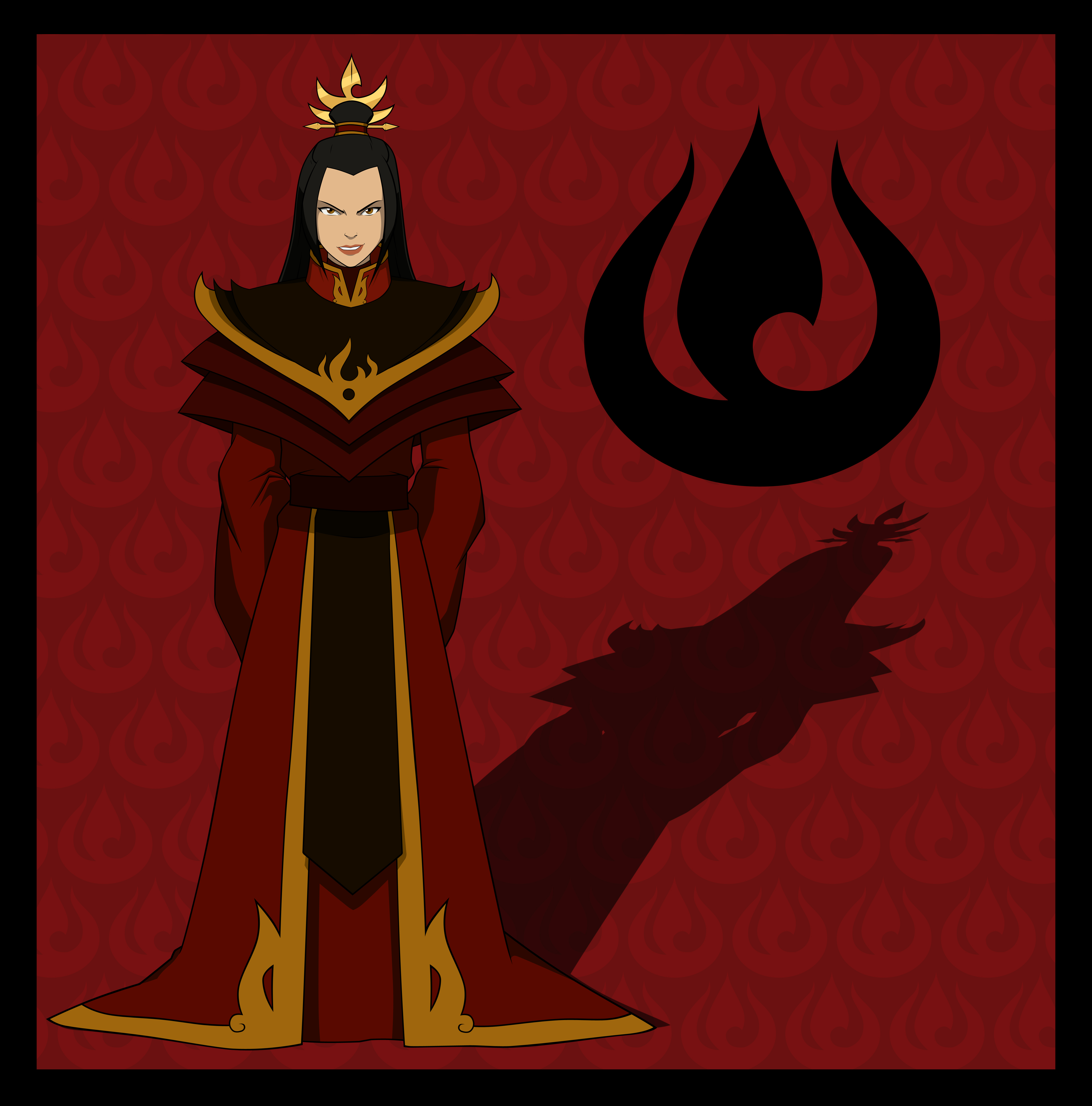 Azula (WIP) Fire_Lord_Azula_by_invisiblejohnny