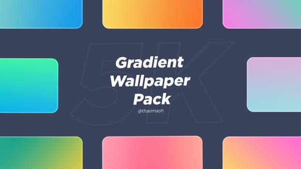 5K Gradient Wallpaper Pack