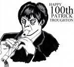 Happy 100th Patrick Troughton