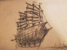 Sailing on Cloudtops