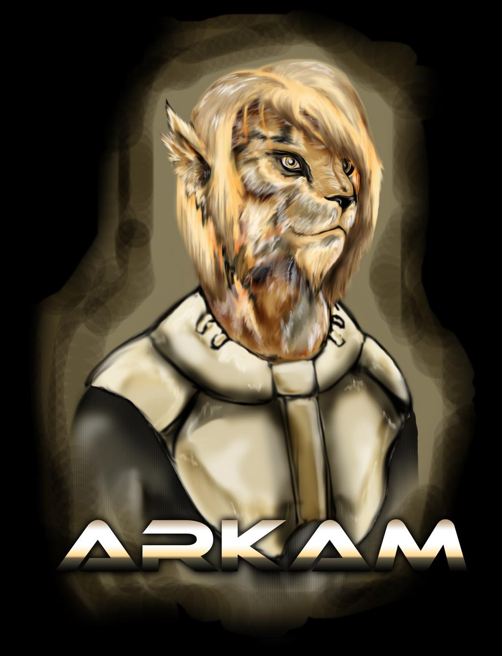 Arkam: Star Wars RP by suburbbum