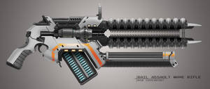 RAWR: it's a gun by suburbbum