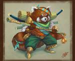Red Pandar
