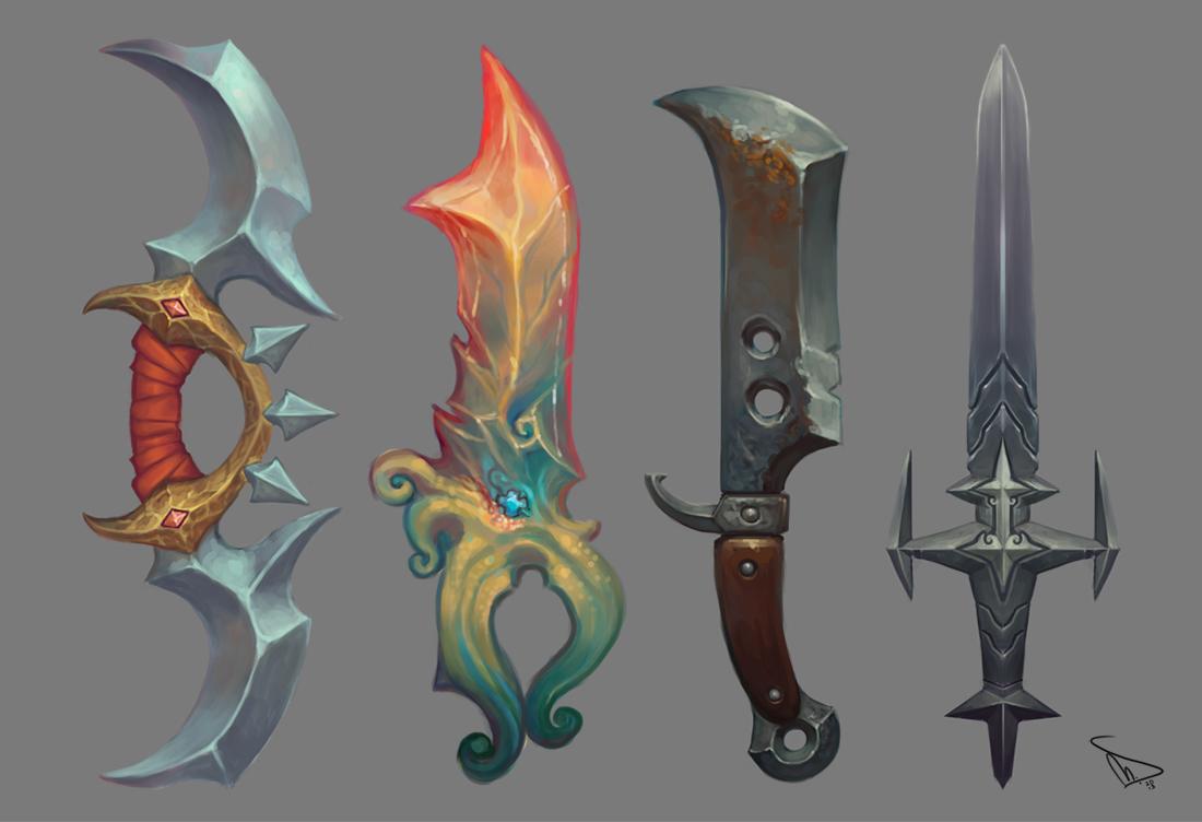 Blades 01