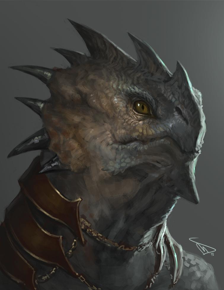 Dragon Bjorn by suburbbum