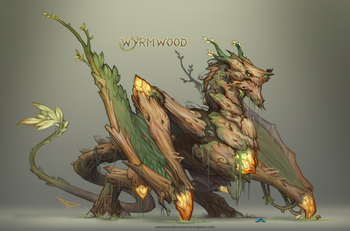 Substrata - Wyrmwood