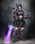 SMITE - Pixel Buster Freya