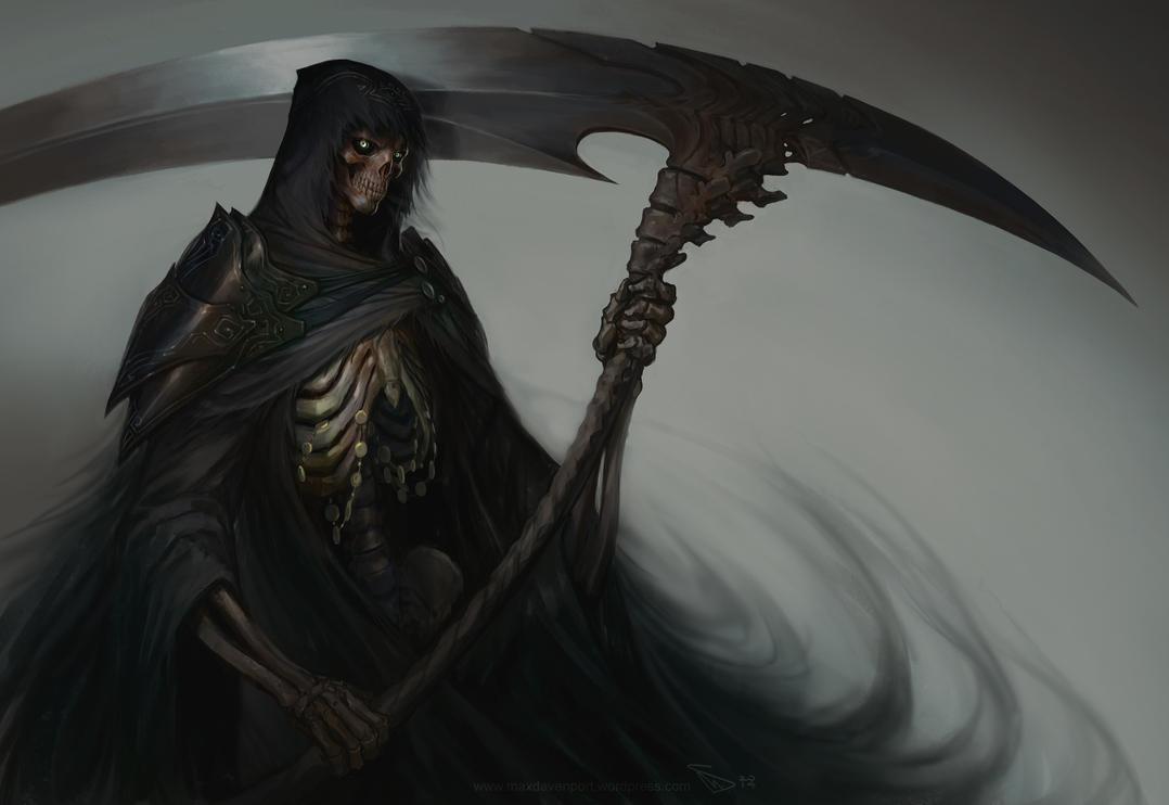 Grim Creeper by suburbbum