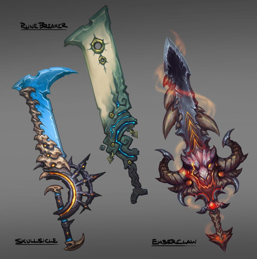 Swordssss by suburbbum