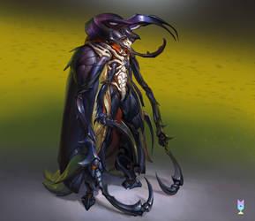 ATLAS Shell: Swarm Assassin