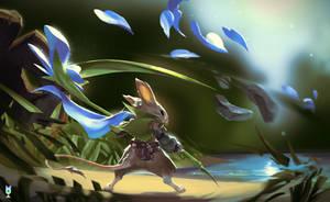 Blades of Grass by suburbbum