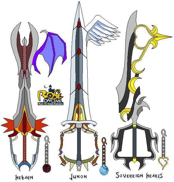 keyblade 29 by suburbbum