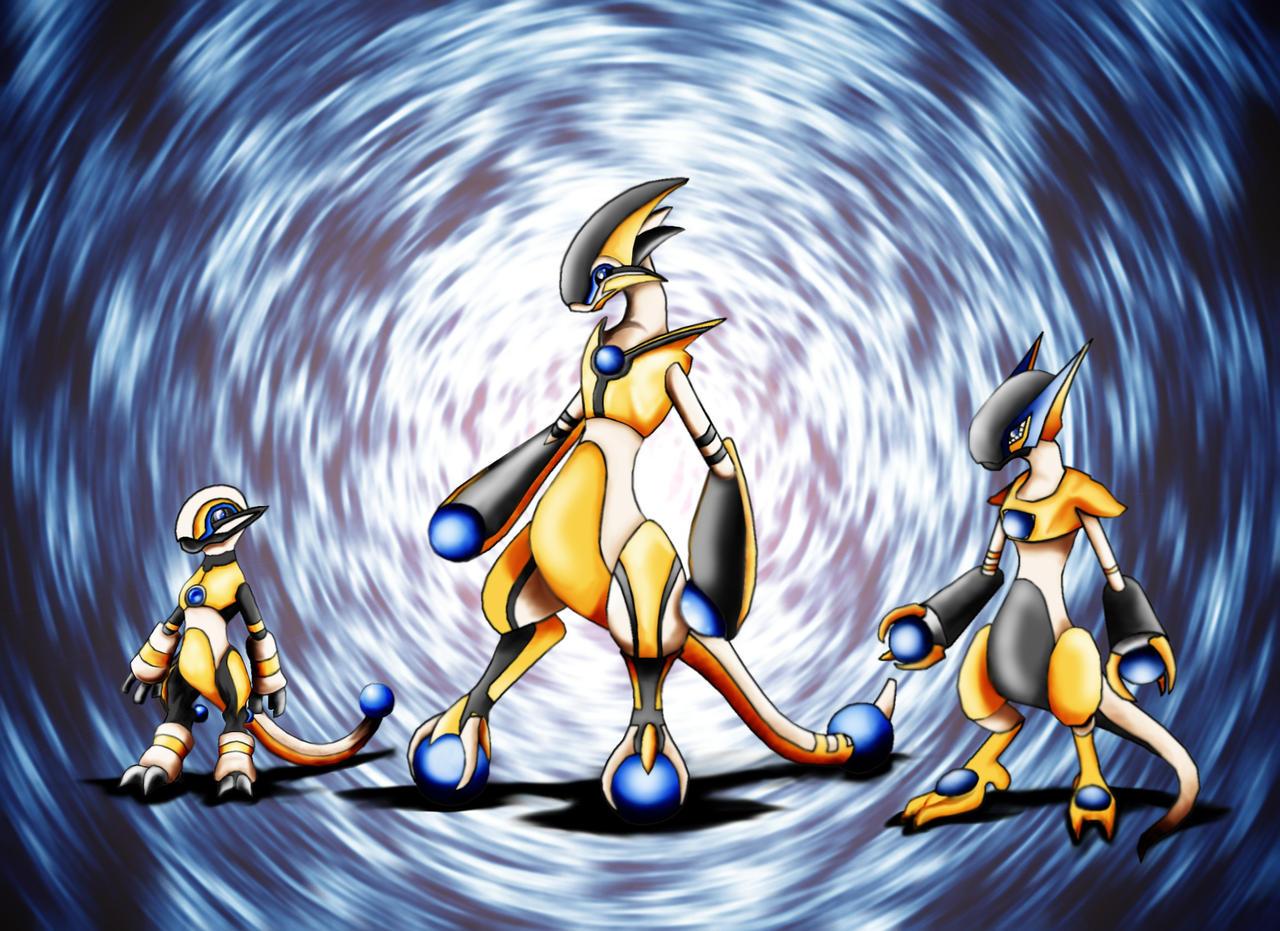 Psychic Pokemon by suburbbum on DeviantArt