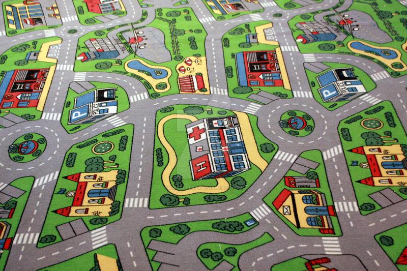 Carpet for kids by kristofer93