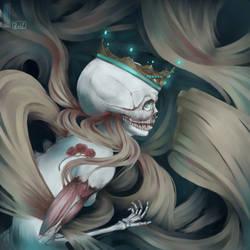 Ana The Skull Queen | Halloween Livestream