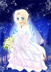 wedding by CamiIIe