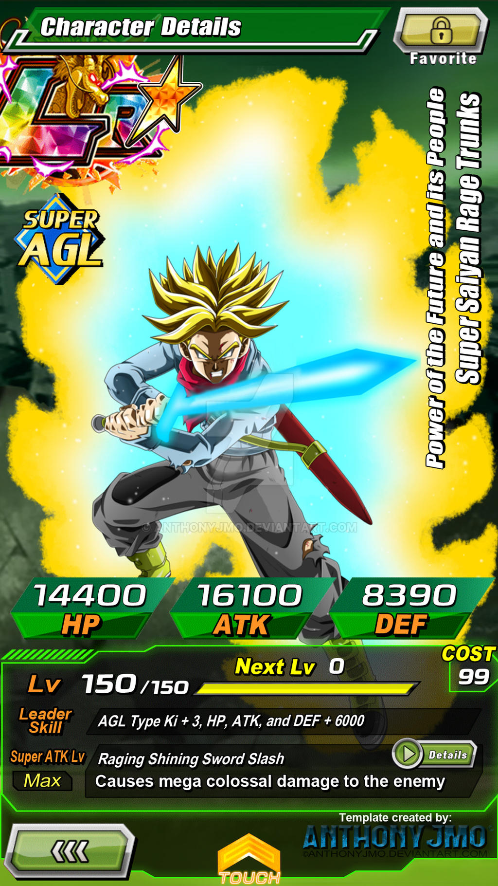 Card we want but we will never get  Dragon Ball Z Dokkan