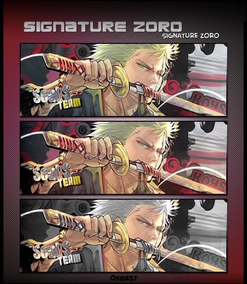.:Oxideograph:. Signature_roronoa_zoro_by_oxide37-d4oqy09