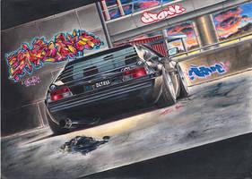 Stance BMW M1 by MGLola