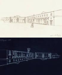 Ospedale degli Innocenti by IlusaoReal