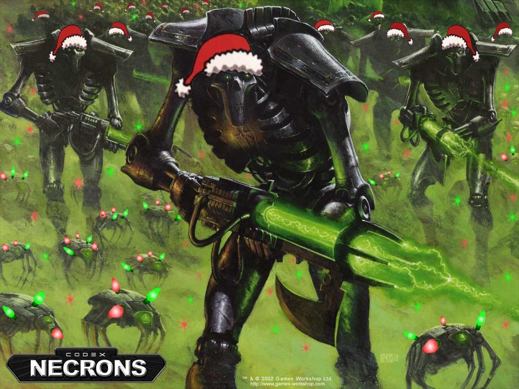 Merry Warhammer 40k Christmas! | Warhammer 40,000: Eternal Crusade ...