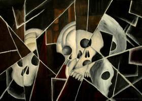 Skulls:Lebky by Diaboli-Male