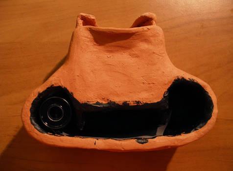 Ceramic camera