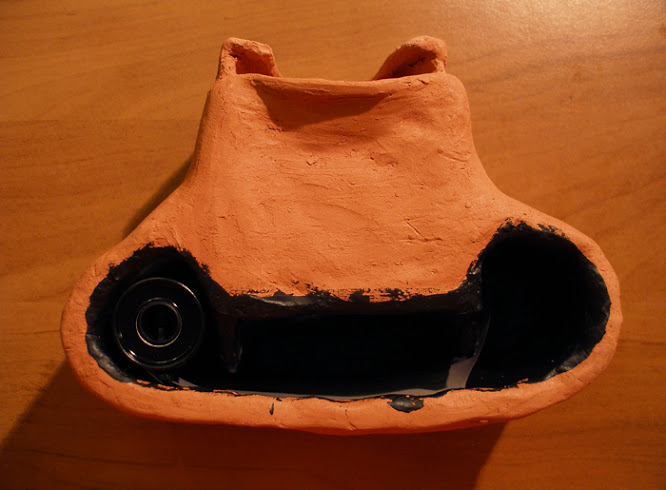 Ceramic camera by Diaboli-Male