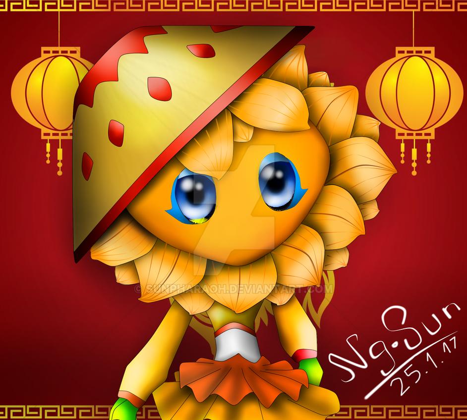 ChaSun by sunpharaoh