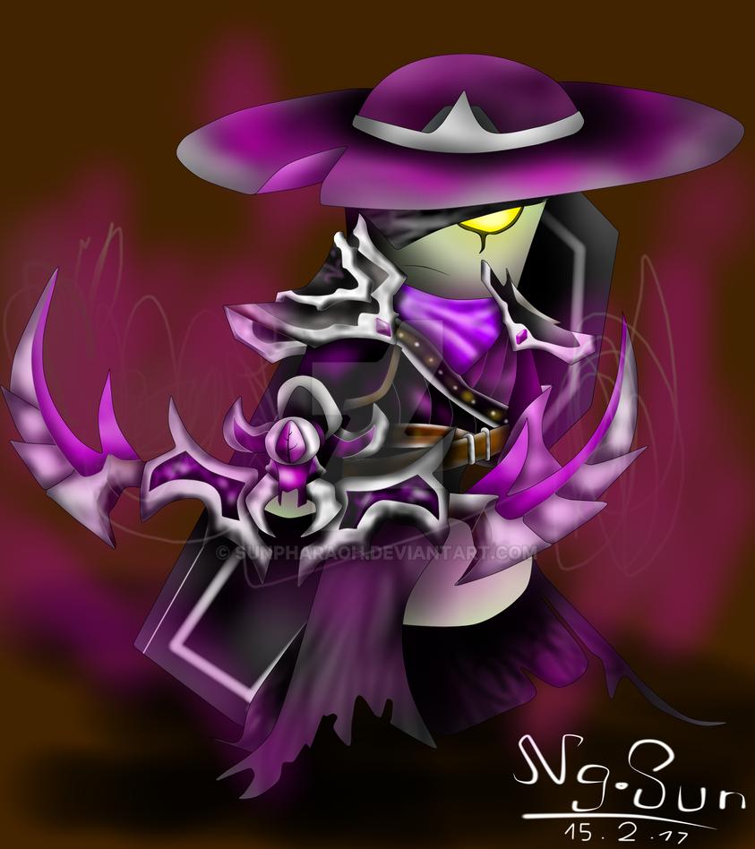 Executor NightCap by sunpharaoh