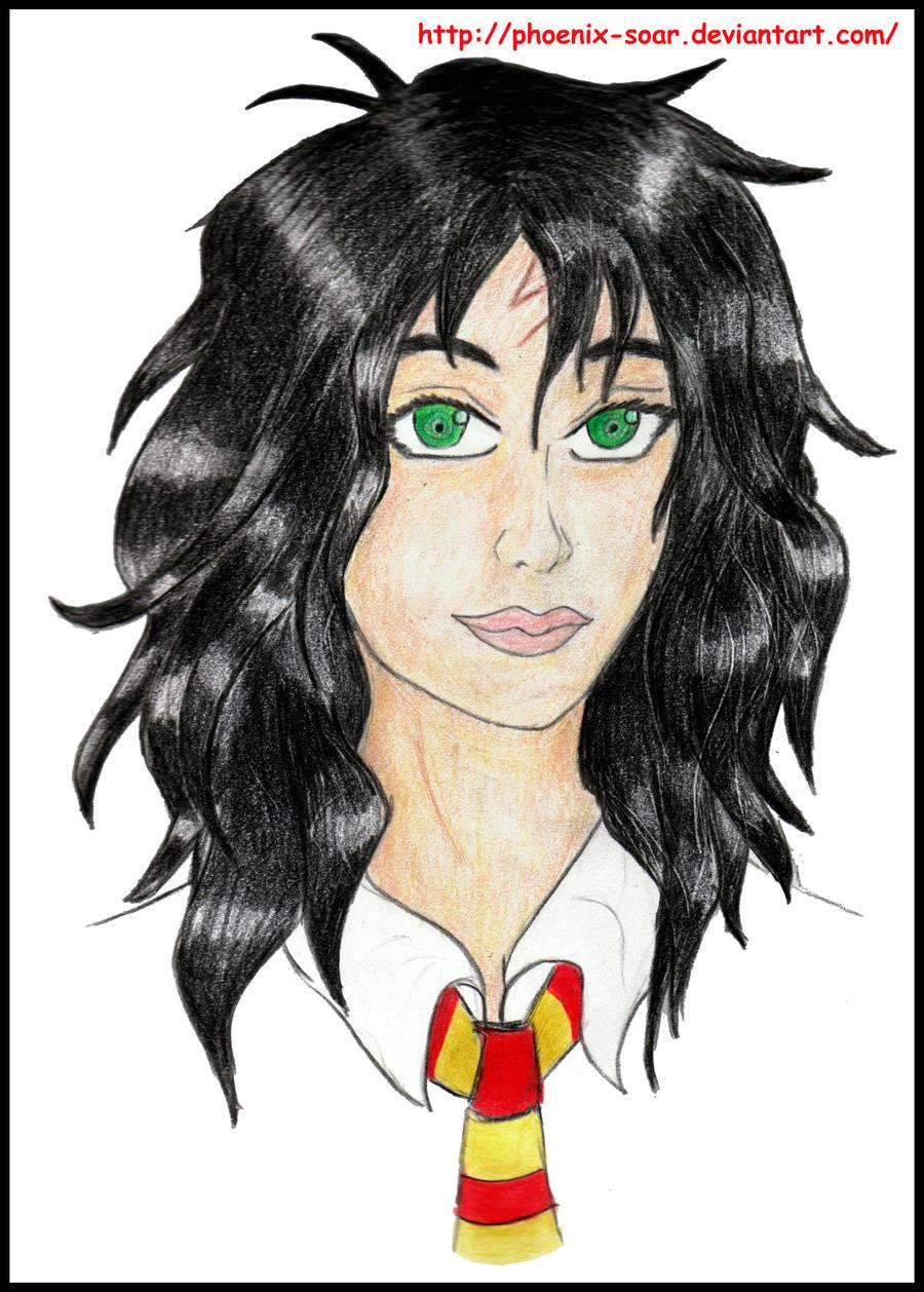 Hariah - Harry - Potter by Phoenix-Soar