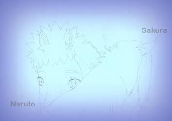 Naruto y Sakura by cuentalatina