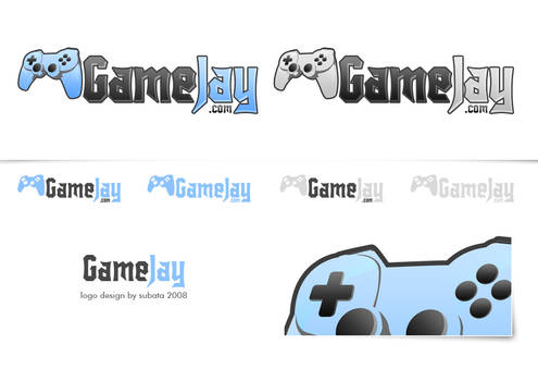 Logo for Gaming Site