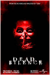 Dead Silence Poster Version 3