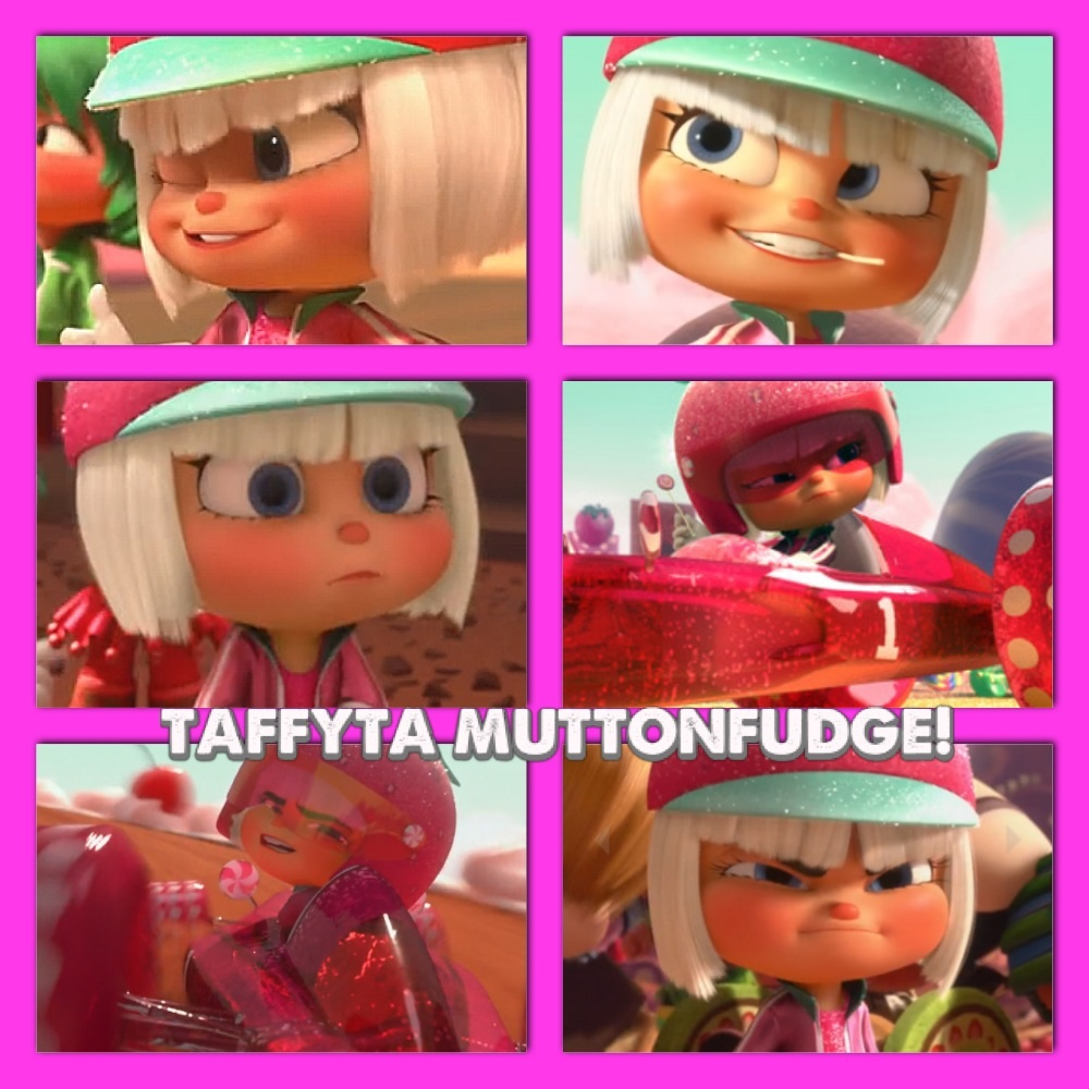 Taffyta Muttonfudge - Serious Competition by ...