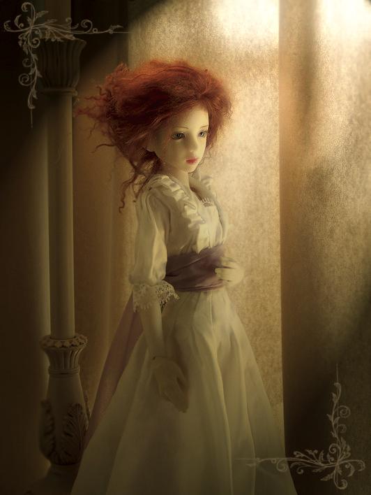Softly She Walks by LittleLotteTJDL