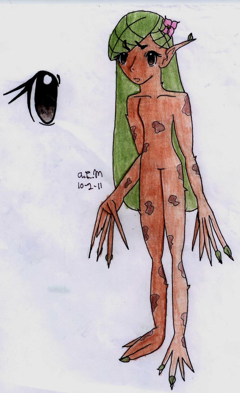 Marceline NOT THE VAMPIRE by 9ShiningDemon9
