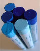 Blue Oils by Artsyfrog