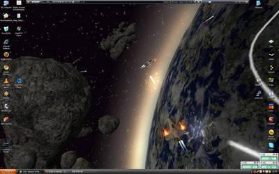 Current Desktop 12-21-2008 by PPNSteve