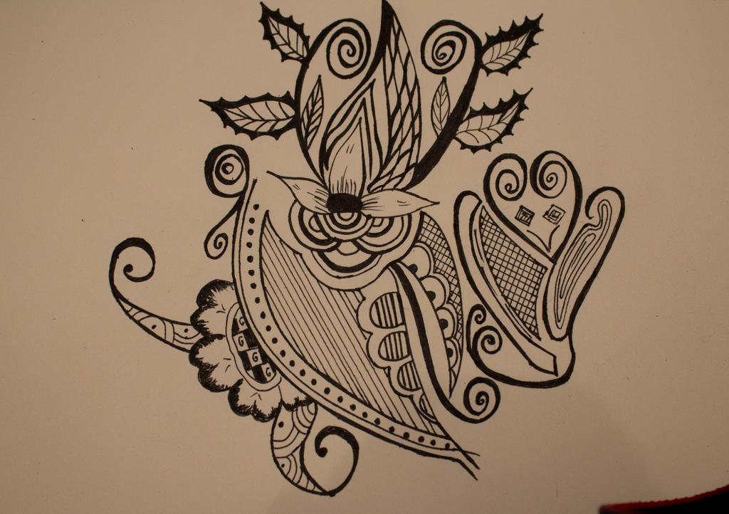 Random doodle by paulinapl87